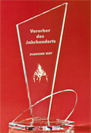 » We are proud of this award given by the HVT!